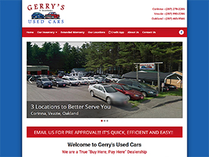 Gerry's Used Cars
