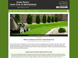 Grass Eaters Lawn Care
