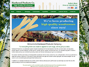 Hardwood Products Co.