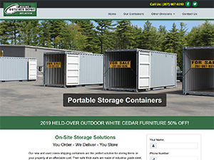 Maine Container Depot