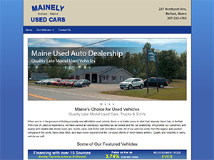 Mainely Used Cars
