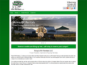Ruby's RV Rentals LLC