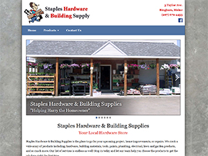 Staples Hardware & Building Supply