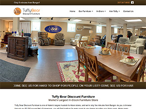 Tuffy Bear Furniture