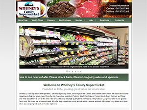 Whitney's Family Supermarket